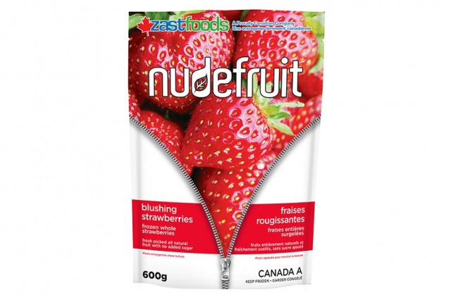 Nudefruit Blushing Strawberries